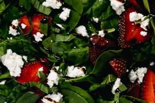 Strawberry-Goat-Cheese-Salad